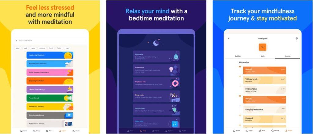 Headspace-app-screenshot